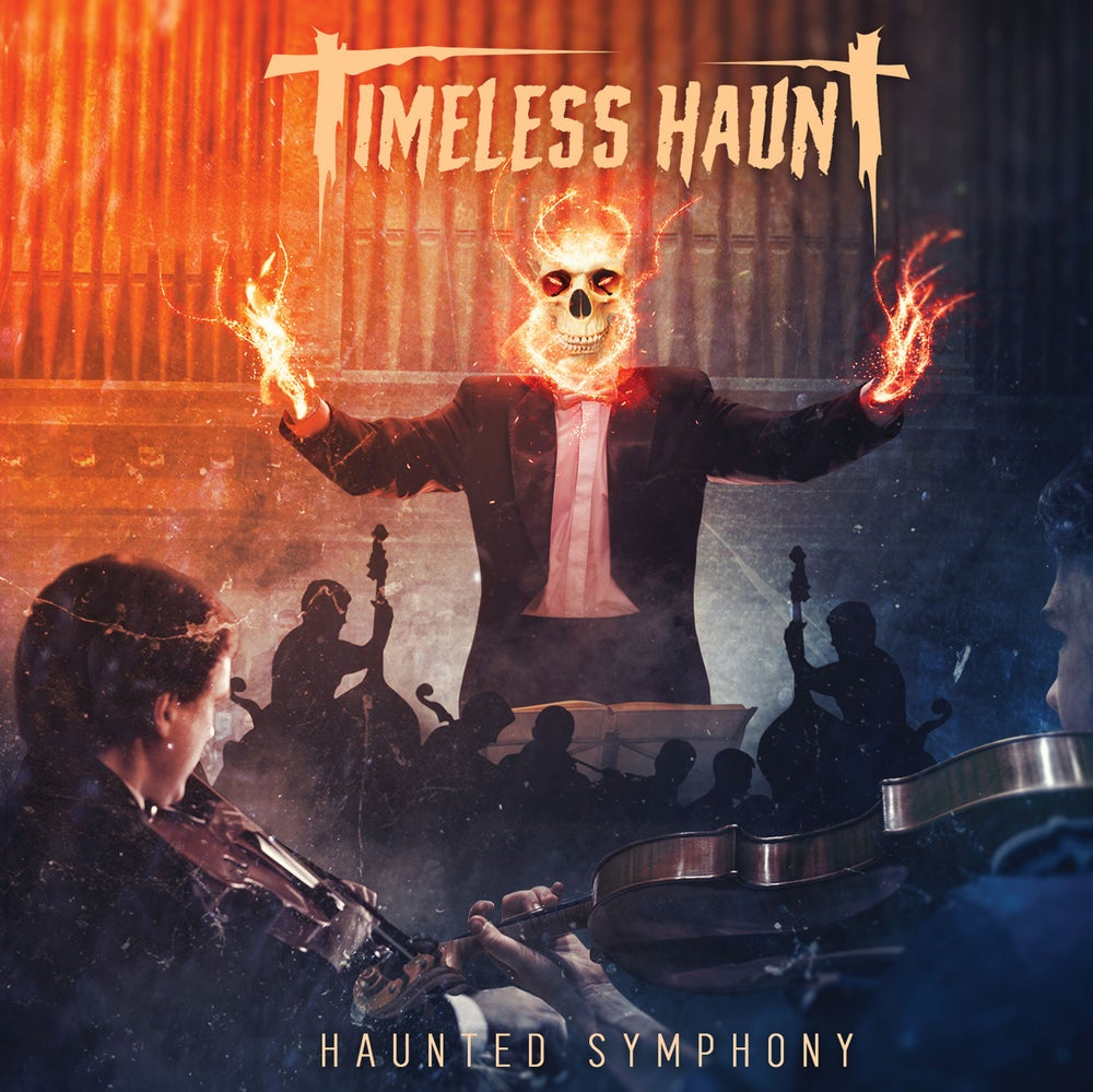 TIMELESS HAUNT – Haunted Symphony CD