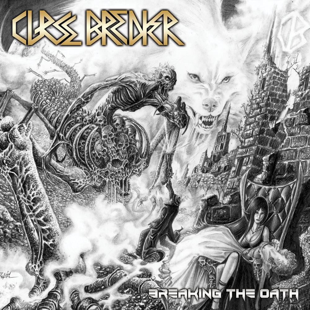 CURSE BREAKER – Breaking the Oath CD