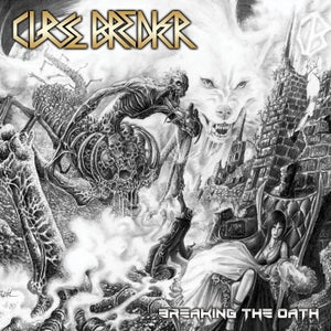 Image of CURSE BREAKER – Breaking the Oath CD