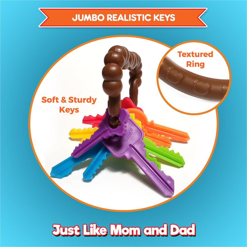Image of Jumbo Counting Keys