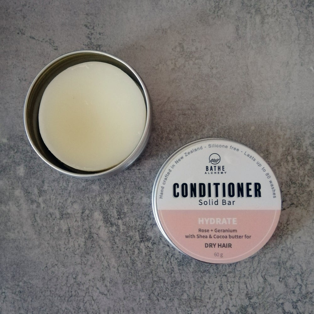 Image of Bathe Alchemy Solid Conditioner bar- Hydrate