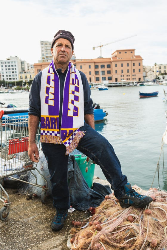 Image of BS Bari Addosso Scarves