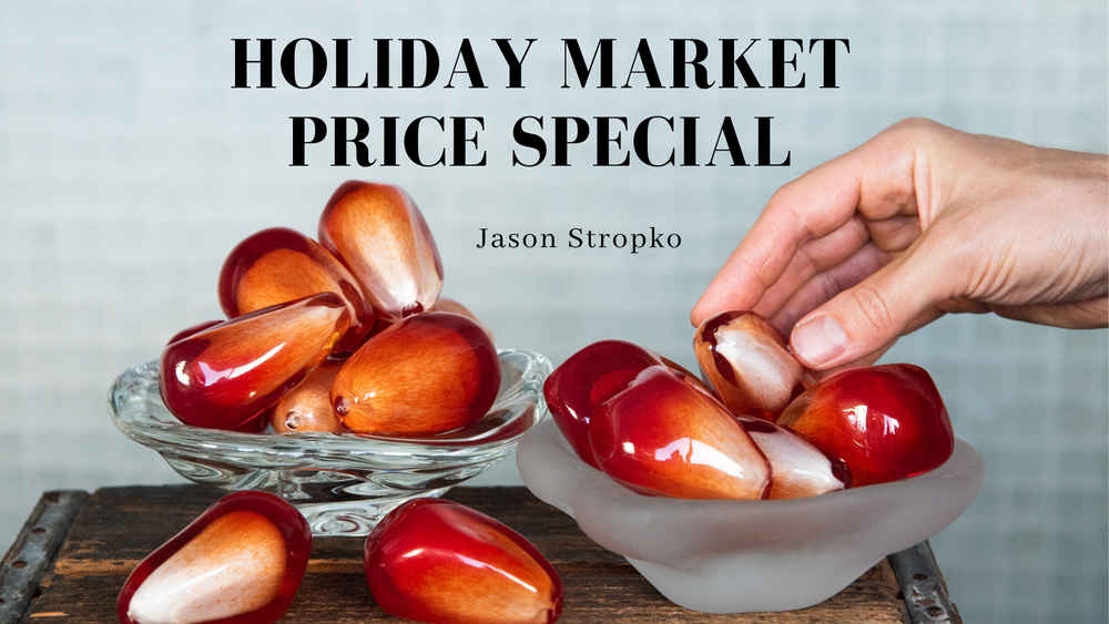 Image of Single Seed Holiday Market Price Special (only available from Jason in person)