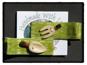 Image of Garden Tools and Other Hair Clips