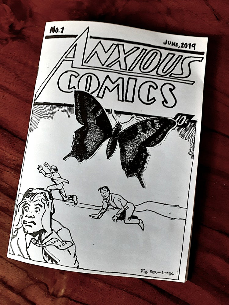 Image of Anxious Comics Issue #1