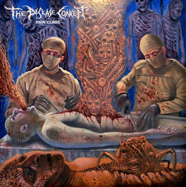 Image of THE DISEASE CONCEPT - Pain Clinic LP