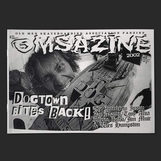 Image of OMSAZINE #2