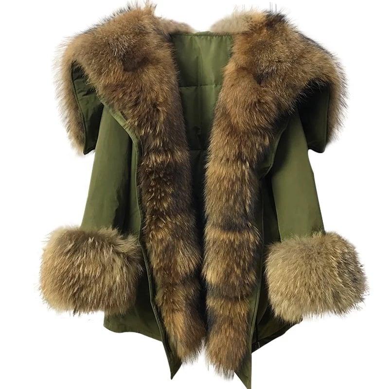Image of Aspen Fur Parka