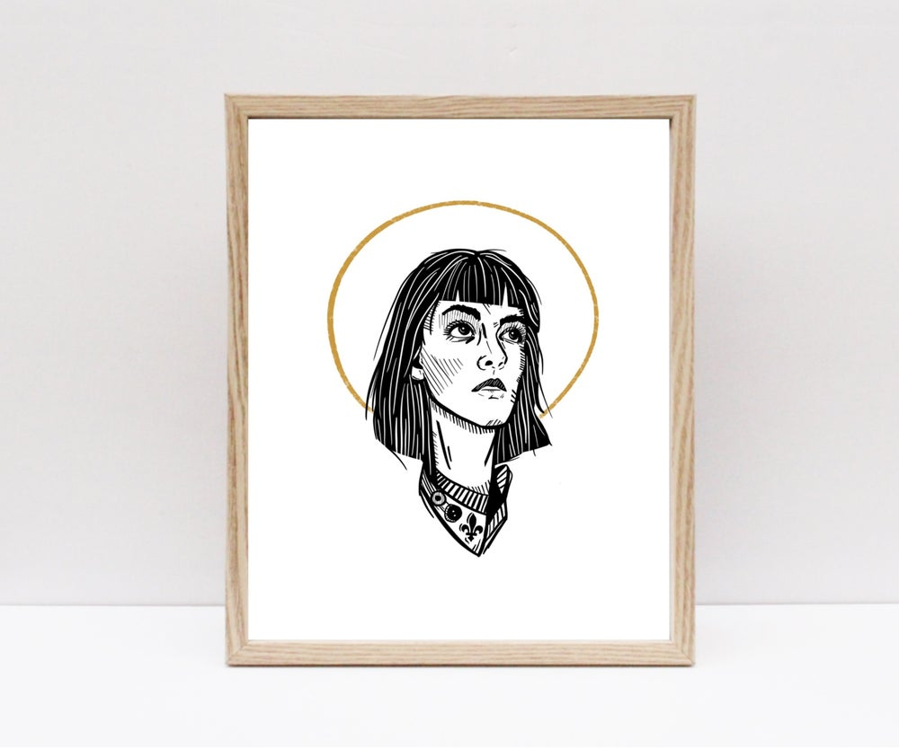 Image of St Joan of Arc