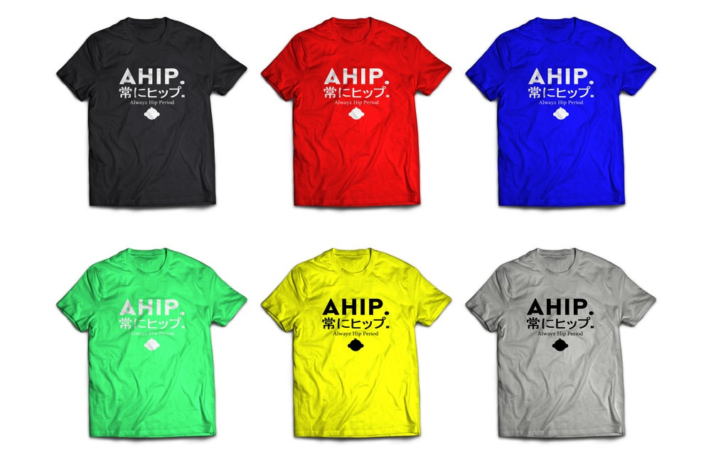 Image of AHIPANESE TEE