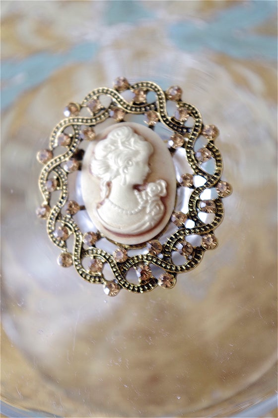Image of Antique Cameo
