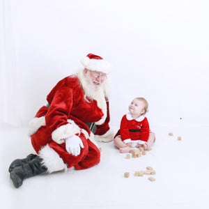 Image of Father Christmas sessions