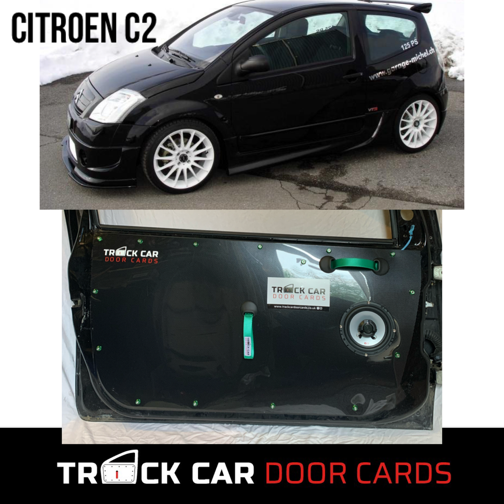 Image of Citroen C2 - Material Door Handle Design