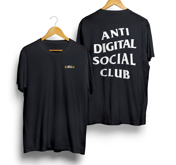 Image of Anti Digital Shirt Preorder