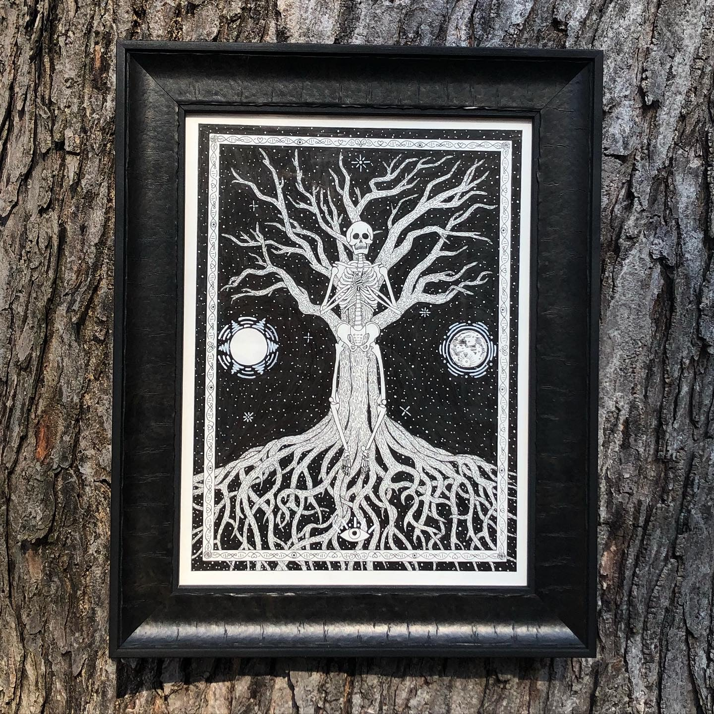 Image of The Tree of Afterlife