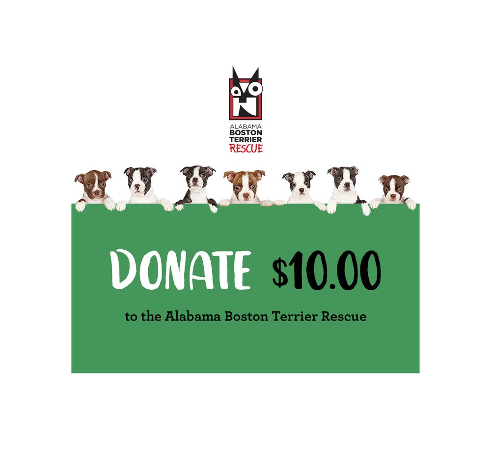 Image of Optional Donation - $10.00