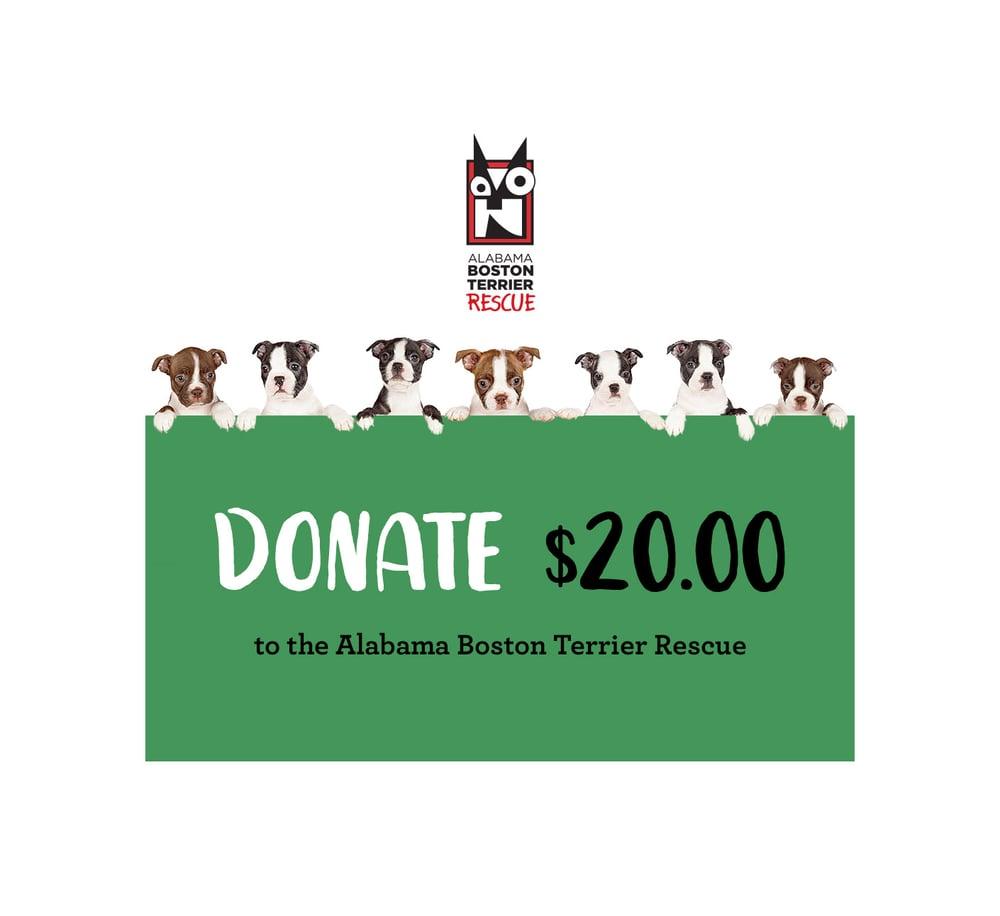 Image of Optional Donation - $20.00