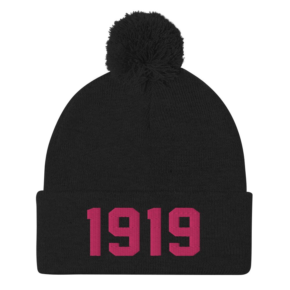Image of 1919 PomPom Beanie (3 COLORS)