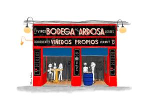 Image of Bodegas La Ardosa
