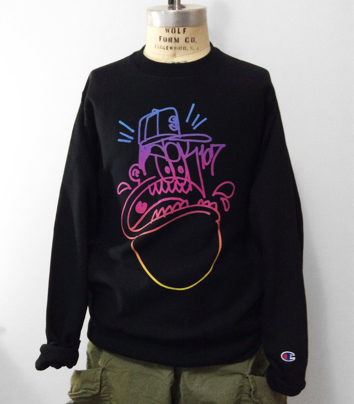 Image of Yuck Face Sweatshirt
