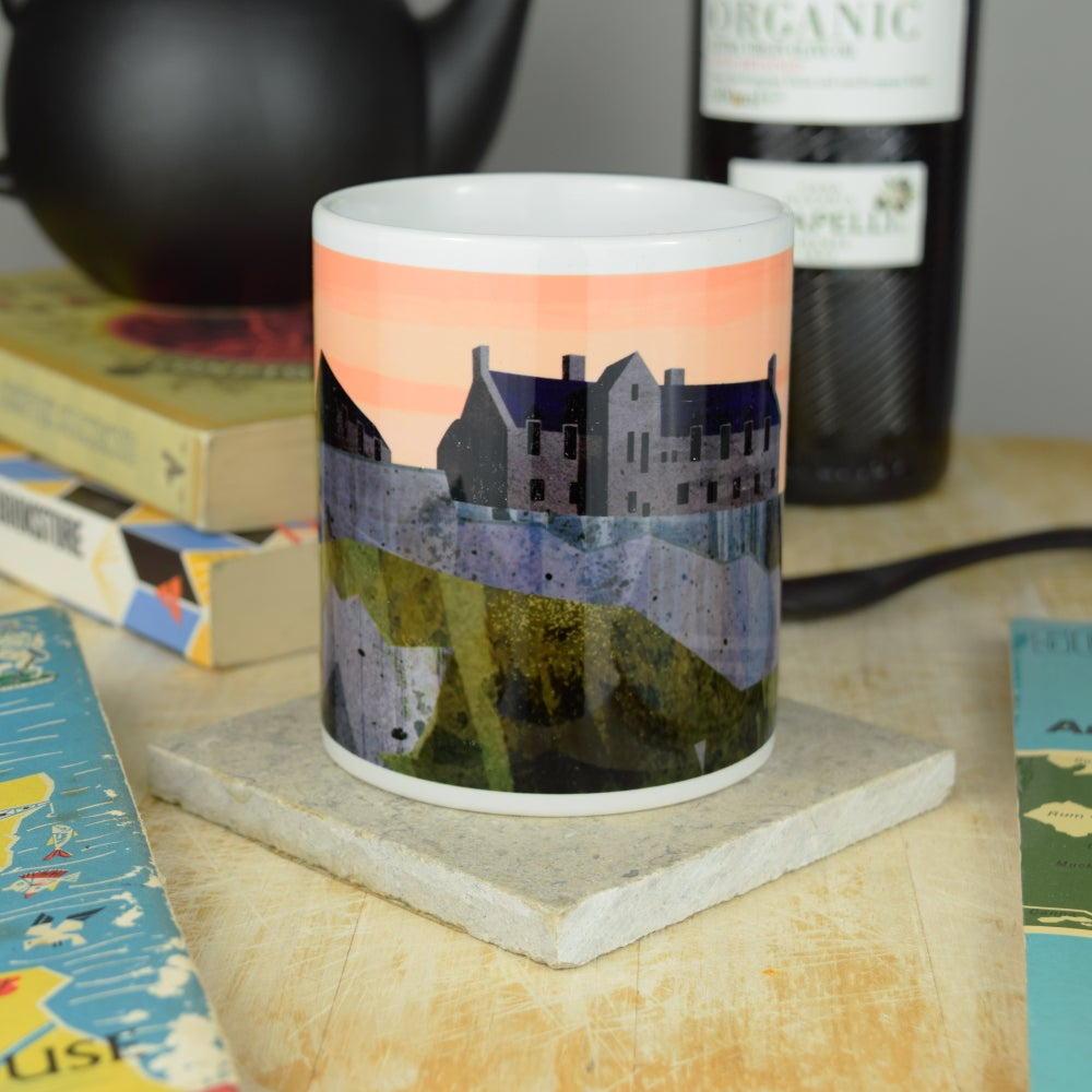 Image of Edinburgh Castle (Mug)