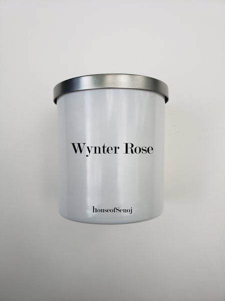 Image of Wynter Rose Soy Candle