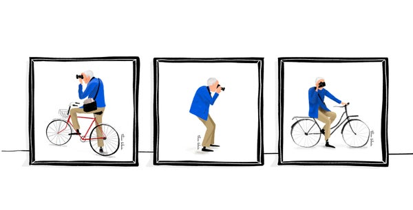 Image of Bill Cunningham