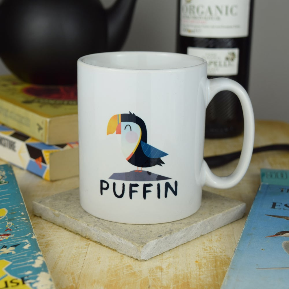 Image of Puffin Nuffin (Mug)