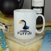 Image of Puffin Nuffin Mug