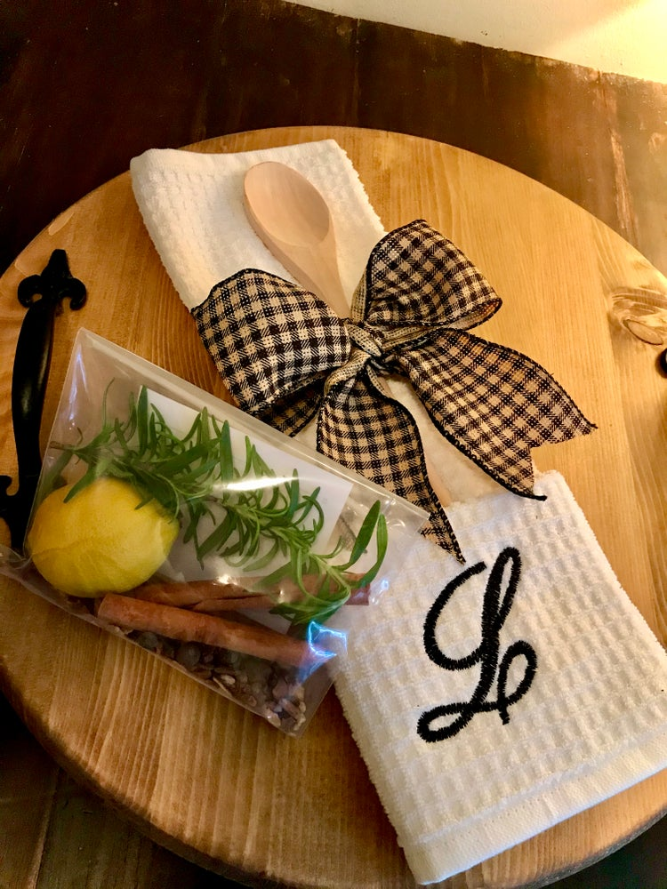 Image of Signature Tray with Simmer Sack Set