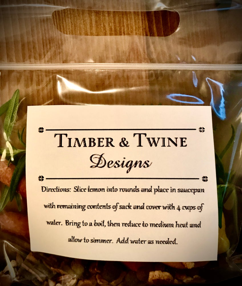 Image of Simmer Sack Gift Set