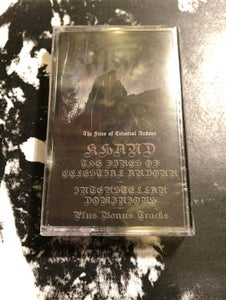 Image of Khand — The Fires Of Celestial Ardour, Interstellar Dominions, bonus tracks