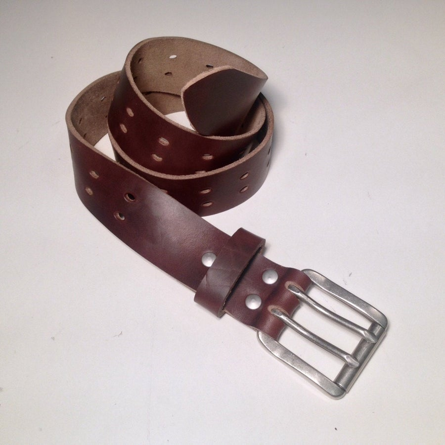 Image of Work Belt - Brown