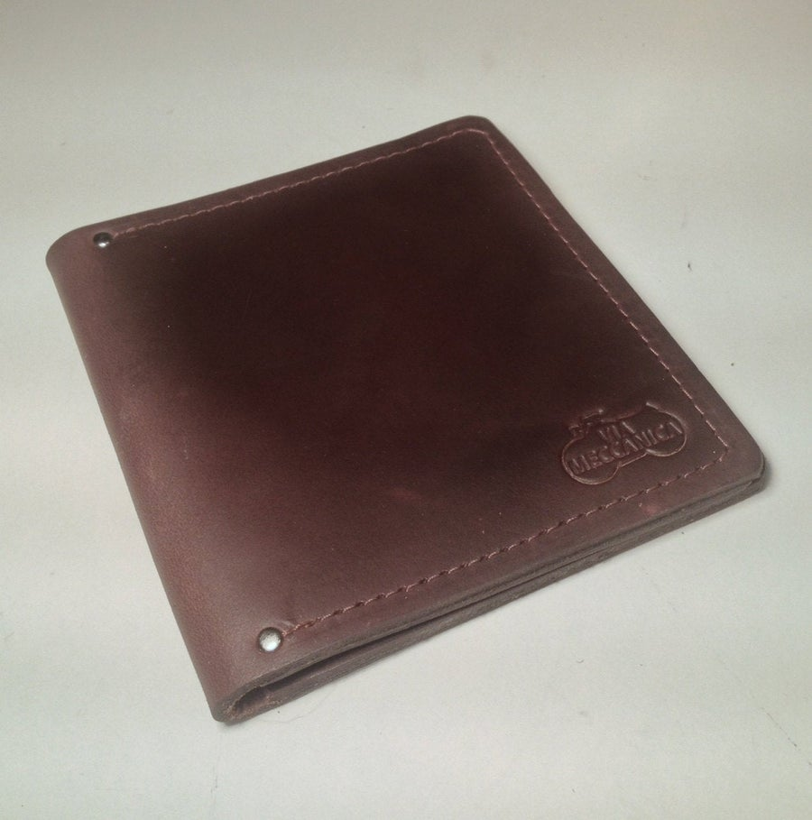 Image of Vehicle Registration Wallet - Brown