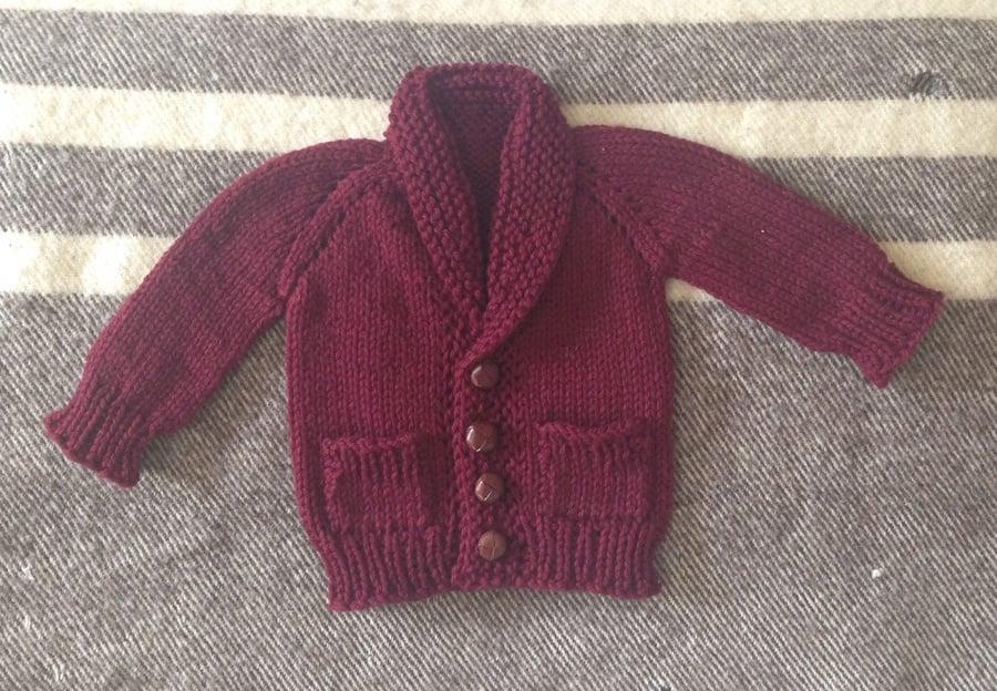 Image of Steve McQueen 'Bullitt' Baby Sweater