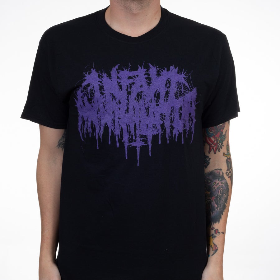 Image of Infant Annihilator Logo T-Shirts