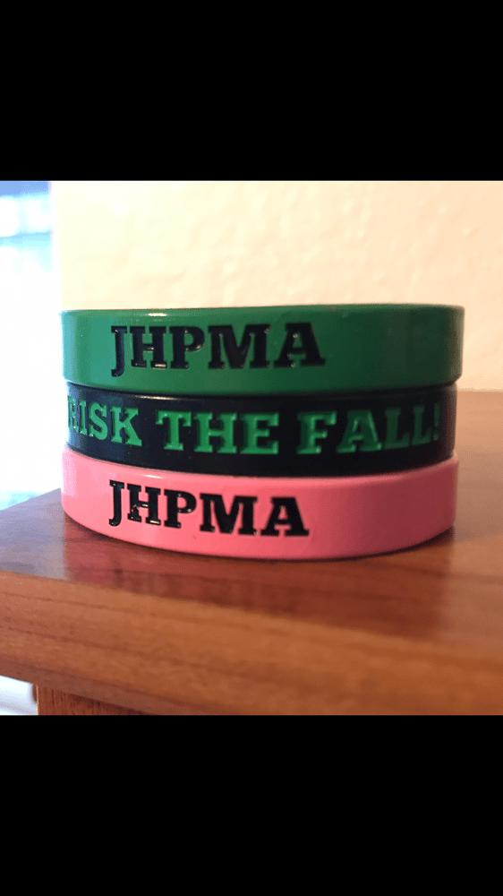 Image of Risk the Fall/PMA wristband!