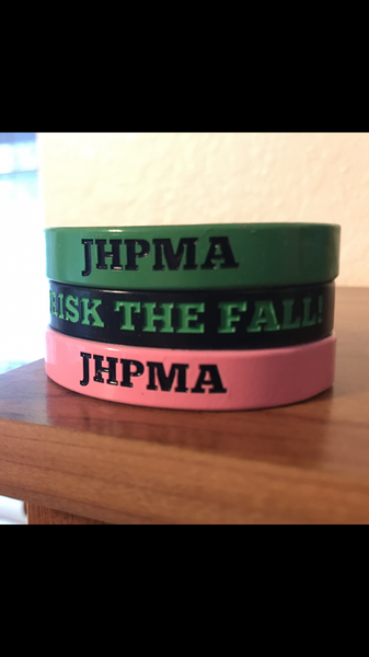 Image of NEW!!! Risk the Fall-JHPMA Bracelet