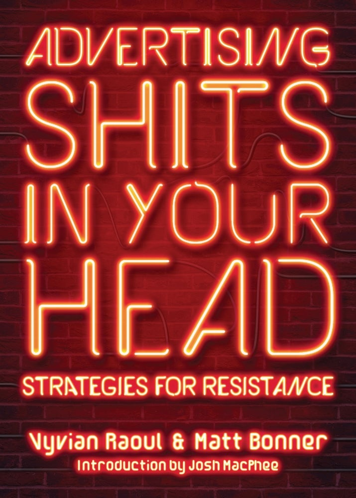 Image of Advertising Shits In Your Head (PM Press)
