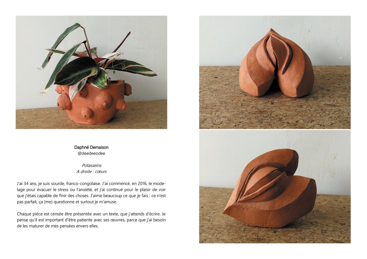 Image of Mini Polysème #5 - Céramique (PDF)