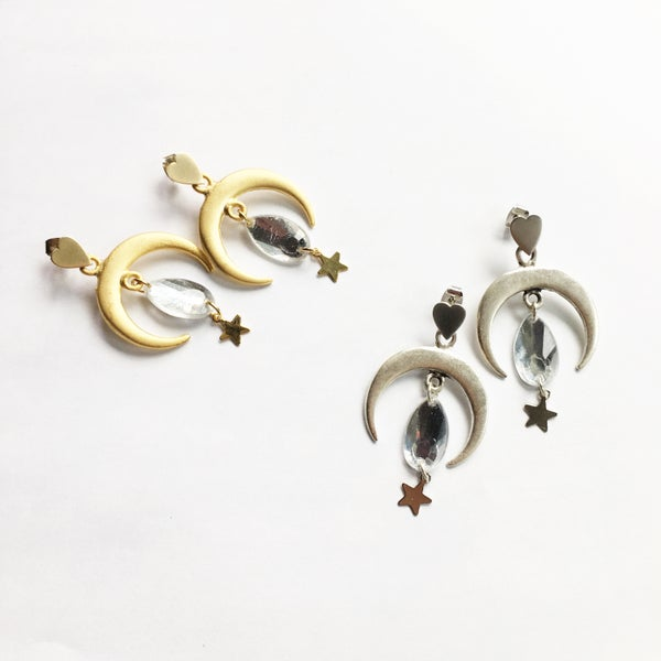 Image of Moonlight Earrings
