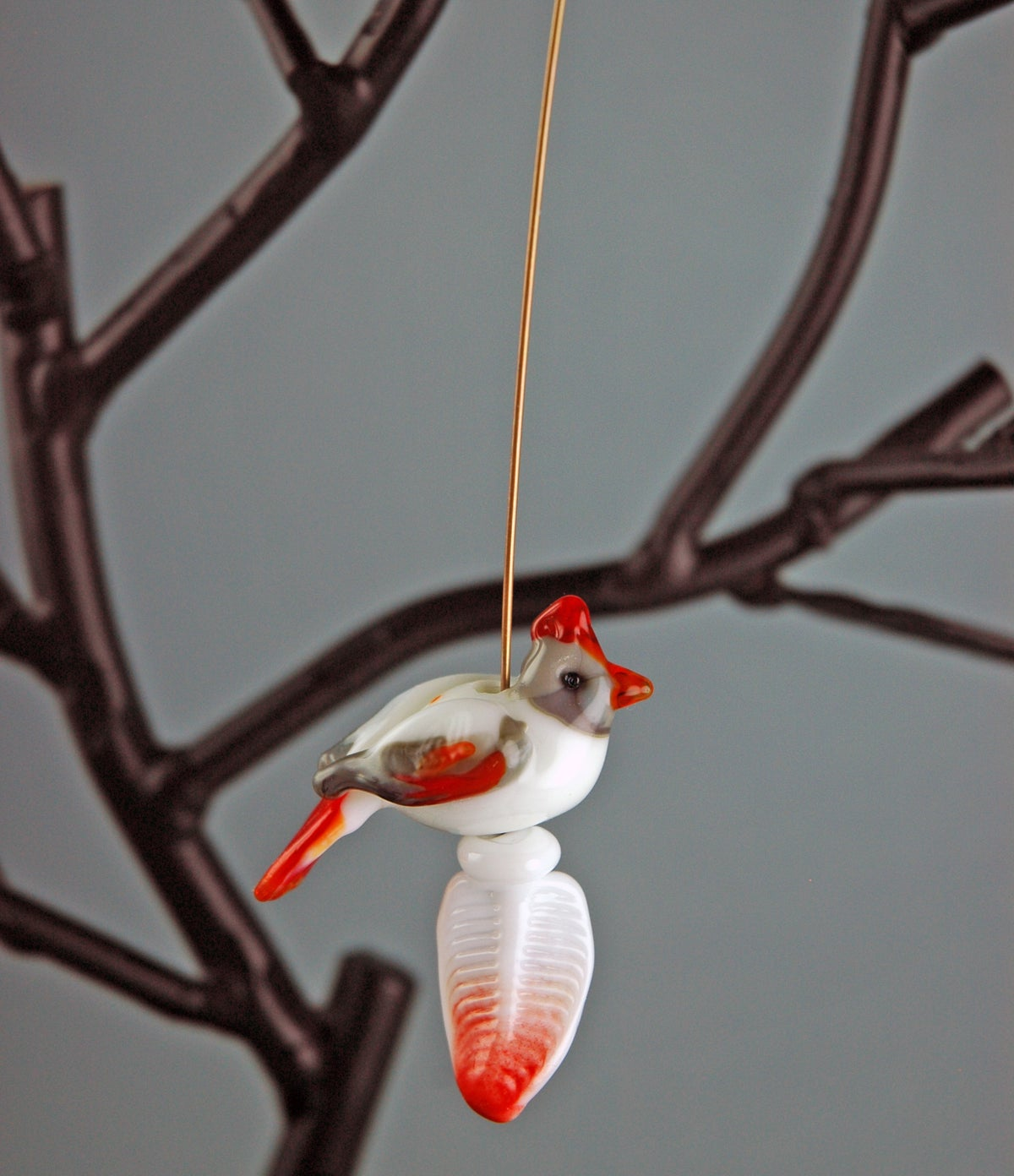 Image of White Cardinal