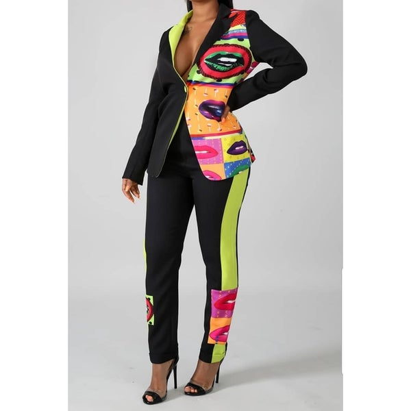 Image of Fashionista Pants Set