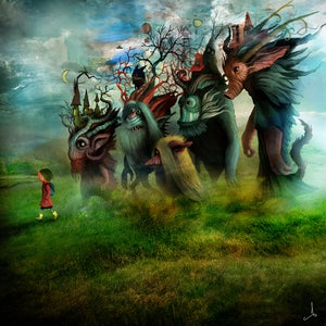 """Yellow Boots"" - Alexander Jansson Shop"