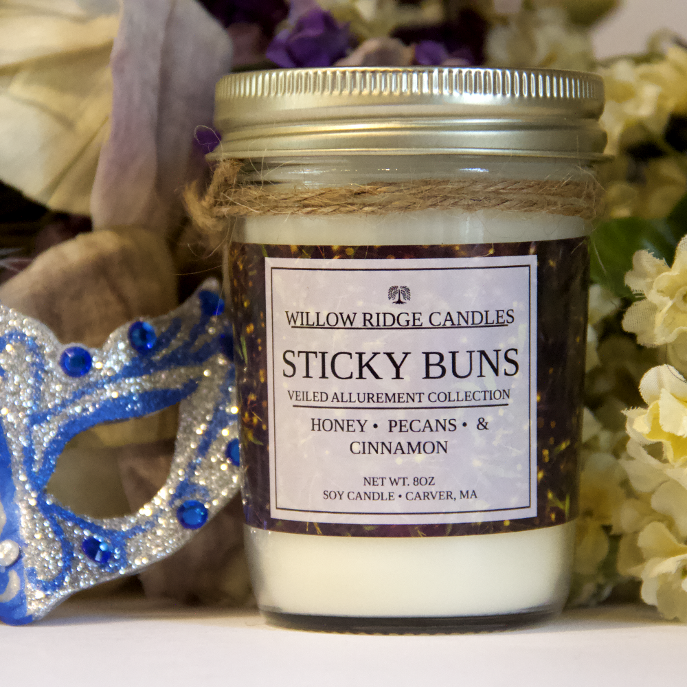 Image of Sticky Buns Soy Candle