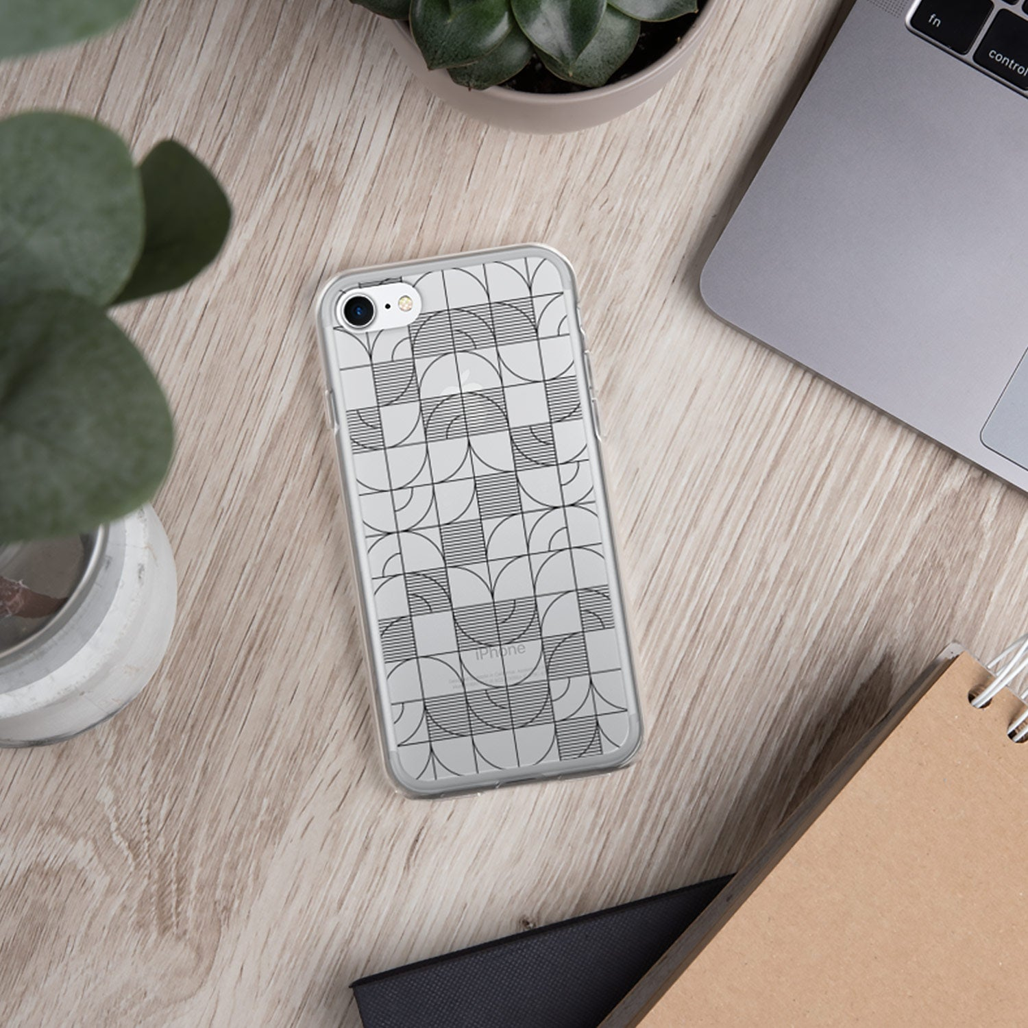 Image of Geometric Harvest iPhone Case