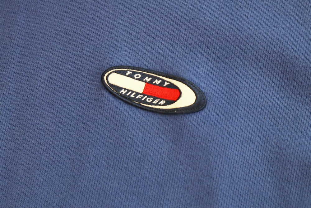 Image of Vintage 1990's Tommy Hilfiger Long Sleeve Collard Shirt Sz.M
