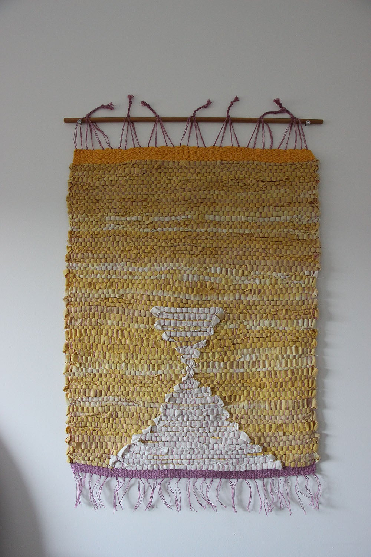 Image of Hourglass Wall Hanging