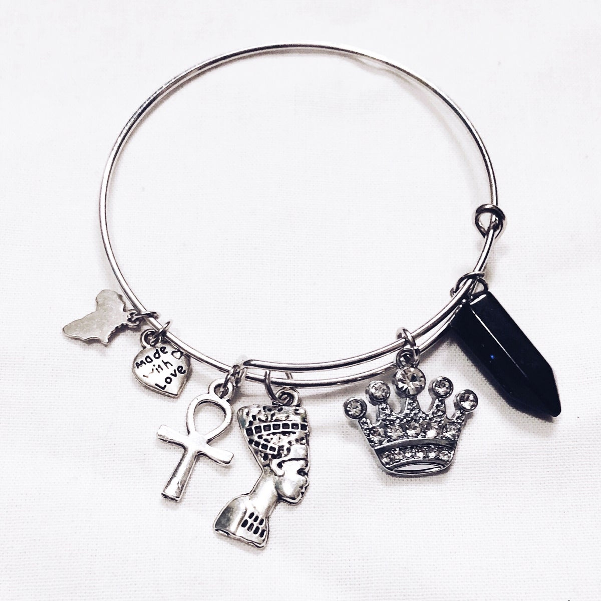 Image of Nefertiti Queen Bangle