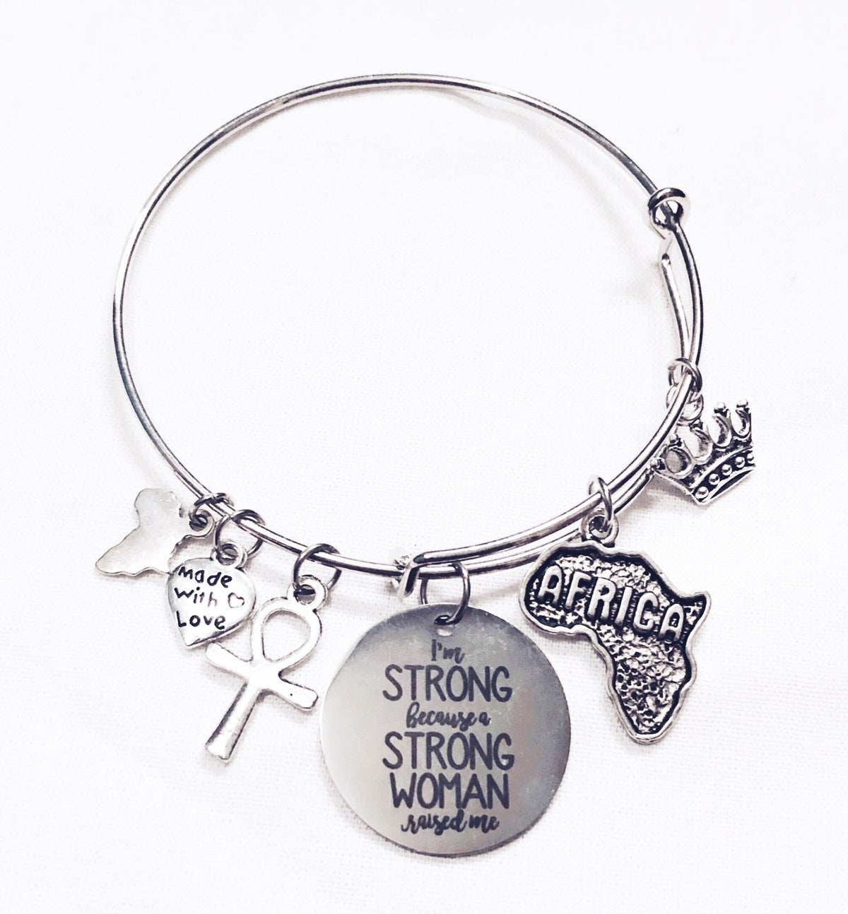 Image of Strong Women Bangle